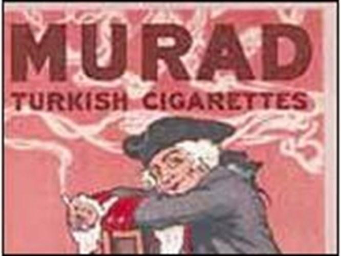 Murat sigaralarına 10 bin dolar